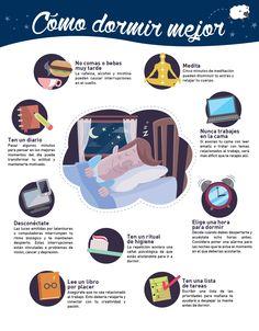 9 tips para que duermas mejor y produzcas más | Emprendimiento