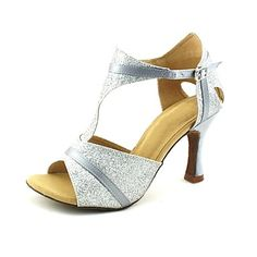 Latin Customizable Women s Sandals Sparkling Glitter Dance Shoes (More  Colors) – USD   37.99 2aee4062babc