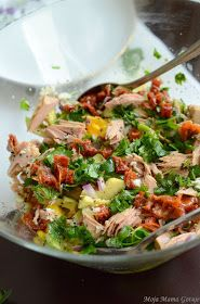 Healthy Salad Recipes, Diet Recipes, Cooking Recipes, Appetizer Salads, Slow Food, Pinterest Recipes, Dinner Tonight, Food To Make, Food Porn