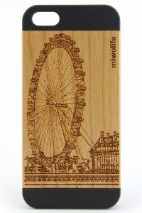 Show you love for London   #iPhone5 # wood #case #miwolife