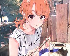 Isshiki Iroha - Yahari Ore no Seishun Love Come wa Machigatteiru - Image - Zerochan Anime Image Board Kawaii Anime, Kawaii Girl, Character Concept, Concept Art, Character Design, Anime Kunst, Anime Art, Yahari Ore No Seishun, Iroha