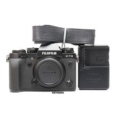 The #Fujifilm X-T3 Body features a 26.1MP APS-C X-Trans BSI CMOS 4 Sensor, X-Processor 4 with Quad CPU and UHD 4K60 Video. #Camera Used Cameras, Camera Equipment, Fujifilm, Quad, Quad Bike