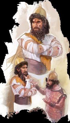 Naaman: He Was Stubborn but Finally Obeyed   Teach Your Children