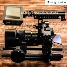 #Repost @go.motion  Low position setting. #sonya7 #sonyimages #sonyalpha #a7sii #sonya6500 #sonya6500 #a6500 #camera #camerarig #rig #cameraporn #cameragear #cinematography #cinematographer #ohmyrig #smallrig #movcam #fallowfocus #Blackmagic #Blackmagicdesign #filmmaking #filmmaker