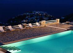 gerofinikas hotel, Sifnos greece