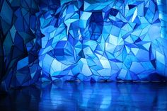 Installation 'Some Time' by Gabby O'Connor at Corban Estate Arts Centre Paper Light, Light Art, Exposition Photo, Everything Is Blue, Stage Set, Cool Backgrounds, Inspirational Wall Art, Community Art, Installation Art