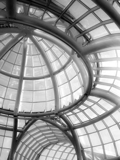 Square One Dome (a shopping mall in Mississauga, Ontario) by scilit, via Flickr--Zeidler Partnership Architects. Built in 1970