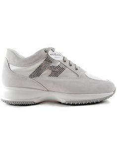 HOGAN Hogan Interactive Strass Sneaker. #hogan #shoes #https: