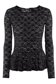 22 Lovely Black-Lace Pieces For Fall And Beyond!