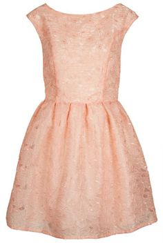 Organza Dress So Pretty $96