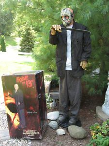 buy a 150 sears gift card for 15 off save 2250 email delivery jason voorheesanimated halloween propshalloween - Halloween Prop