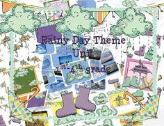 Rainy Day/Weather Theme Unit