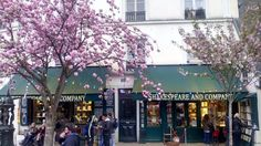 Paris, France Shakespeare and company