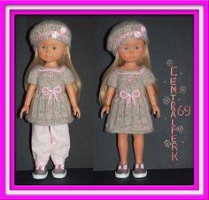 Vêtements Compatible Poupée Corolle LES Chéries Paola Reina ♥CENTRALPERK69♥   eBay