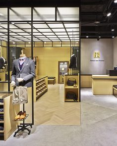 P.S.FA concept shop by Tomo Yamakawa Design, Changzhou – China » Retail Design Blog