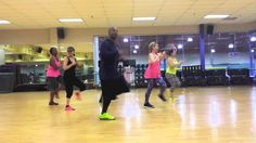 Pitbull Fun ft Chris Brown (Zumba with Dez) - similar to Rachel's routine at 24 Hour Fitness. Love Fitness, Dance Fitness, Health Fitness, Zumba Fitness, Zumba Songs, Zumba Routines, Zumba Instructor, Just Dance, Chris Brown