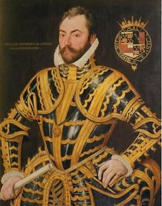 William Somerset, 3rd Earl of Worcester,  1569 (Unknown Artist)  Location TBD