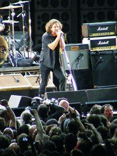 Pearl Jam by Man Alive!, via Flickr