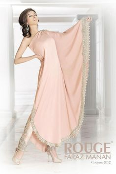 Rouge by Faraz Manan Couture Dresses & Jewelry Collection 2013 Pictures