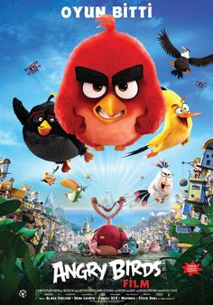 ★ ANGRY BIRDS В КИНО 2 / Ожидаемый мультфильм, продолжение экранизации одноименной серии мобильных игр, которые получили большую популярность во всем мире. / #angrybirds / #энгрибердс / #мультфильмы / #новинки