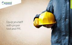 Zero Harm   PPE Poster