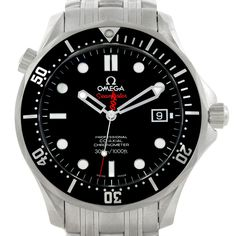 Omega Seamaster Bond 007 Limited Edition Watch 212.30.41.20.01.001