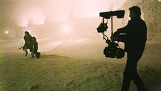 Filming The Shining