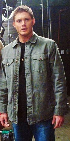 I super heart Jensen Ackles