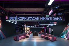 Cinemaximum Zorlu Center by Geoid – Geometre, Istanbul – Turkey