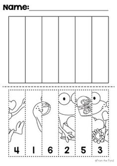 Valentine's Day Activities - Number Worksheets - Valentine's Day - Toddler Learning Activities, Art Activities For Kids, Valentines Day Activities, Alphabet Activities, Preschool Activities, Kindergarten Math Worksheets, Number Worksheets, Worksheets For Kids, Valentine Theme