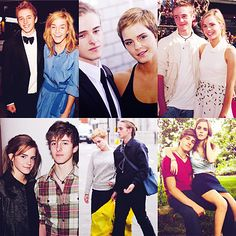 """watsonlove:    The ABC's of Emma Watson > Alex Watson    """"It would have been nice to have her around more. She definitely keeps me in check. But she always wanted an adventure. I think that's why she's gone to America."""" Alex Watson, Emma Watson, Celebs, Glamour, America, Actors, Adventure, Nice, Check"""