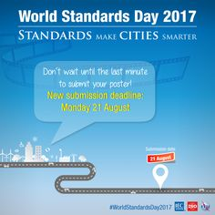 The World Standards Day competition is back. Poster Competition, We Need You, You Videos, World, Day, Creative, The World