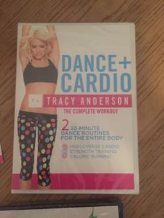 Tracy Anderson Method Dvd