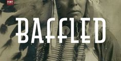 """Native American style"" free font"