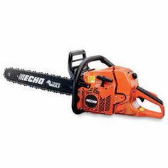 Finish all your firewood cutting work easily with the help of this excellent ECHO Gas Cycle Chainsaw with Wrap Handle. Convenient to handle and use.