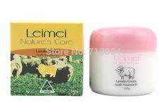 Australian sheep oil -Lanolin Cream-Leimei sheep oil -VE Whitening - moisturizing cream *slim sticks  Product Price:US $27.55http://www.aliexpress.com/store/product/Australian-sheep-oil-Lanolin-Cream-Leimei-sheep-oil-VE-Whitening-moisturizing-cream/719034_2012066699.html