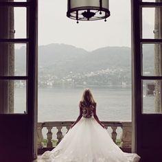 Let him get your deepest desires and fantasies, hide your mystery under beautiful Enrika dress! #MillaNova #weddinggown #weddingdress #bridallook #свадебноеплатье #gelinlik #weddingphotographer #bridalfashion #bridesmaids #futurebride #couture #gowns #bridaldress #bridal #weddingblog #weddingidea #instabride #weddingplanning #silk #ballgown #couturedress #dreamdress #offshoulder #outfits #maxidress #longdress #showroom #vintagedress #lookoftheday #fancy…