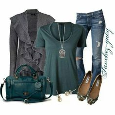 LoVe this outfit!!! Hurry up Fall!