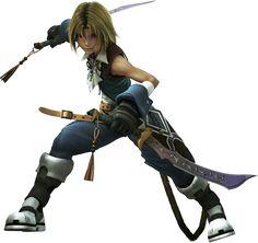 Zidane Tribal -Final Fantasy IX
