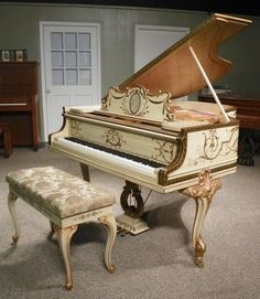 Home Page - Antique Piano Shop