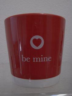 Valentine's Day Gund Simply Love Container  Mug Be Mine   Home & Garden, Holiday & Seasonal Décor, Valentine's Day   eBay!