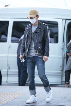 160305: EXO Chen (Kim Jongdae) Incheon Airport to Dalian Airport #exo #airport…