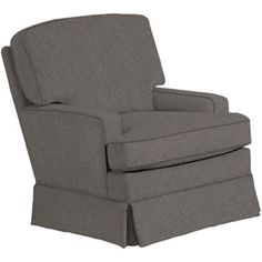 Best Chairs, Inc® Contemporary Club Swivel Glider - jcpenney $425