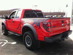 Ford F-150 SVT Raptor 2010 d'occasion, 41 900 $ - Cowansville | Deragon Ford