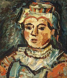 Ľudovít Fulla: Dievča zo Ždiaru:1931