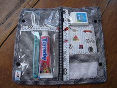 kit higiêne, kit escola
