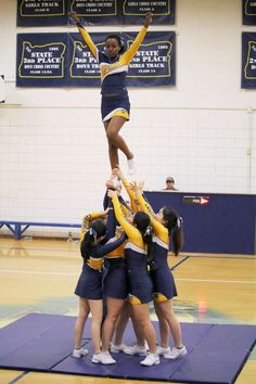 Canyonville Christian Academy Cheer