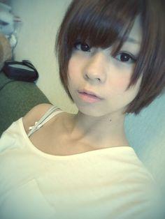 山田まほ - Google+ - #cancam #新世代モデル 髪をばっさり切ってから 初めてのエントリーです! …