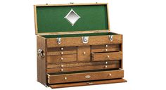 Gerstner Journeyman Series 52 Wood Tool Chest