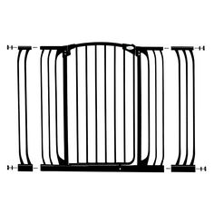 Dreambaby Extra Tall Hallway Security Gate with Extensions (1 x 9cm, 1 x 18cm)